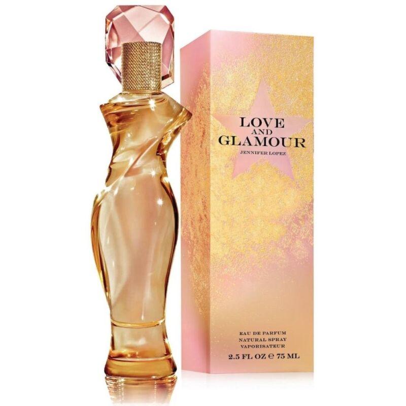 Jennifer Lopez Love and Glamour EDP 75 ml Hölgyeknek