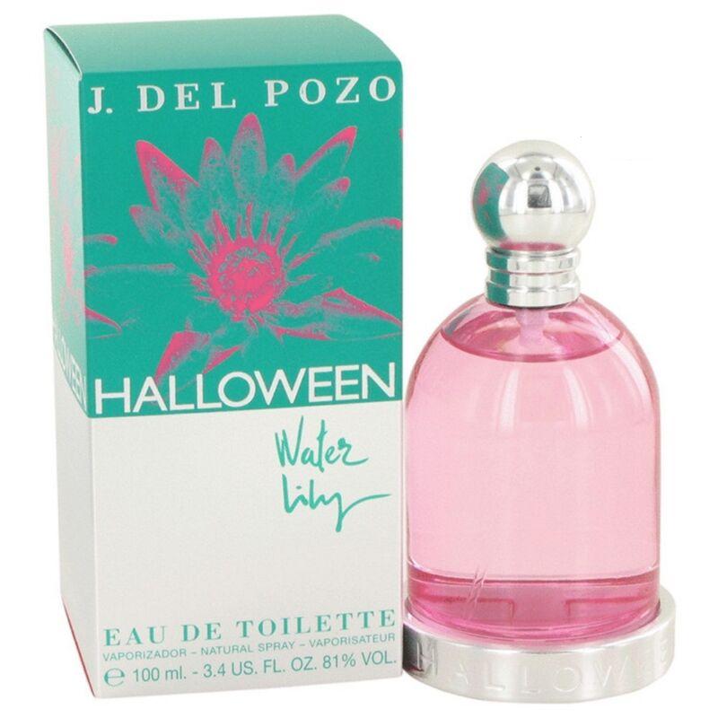 Jesus Del Pozo Halloween Water Lily EDT 100 ml Hölgyeknek