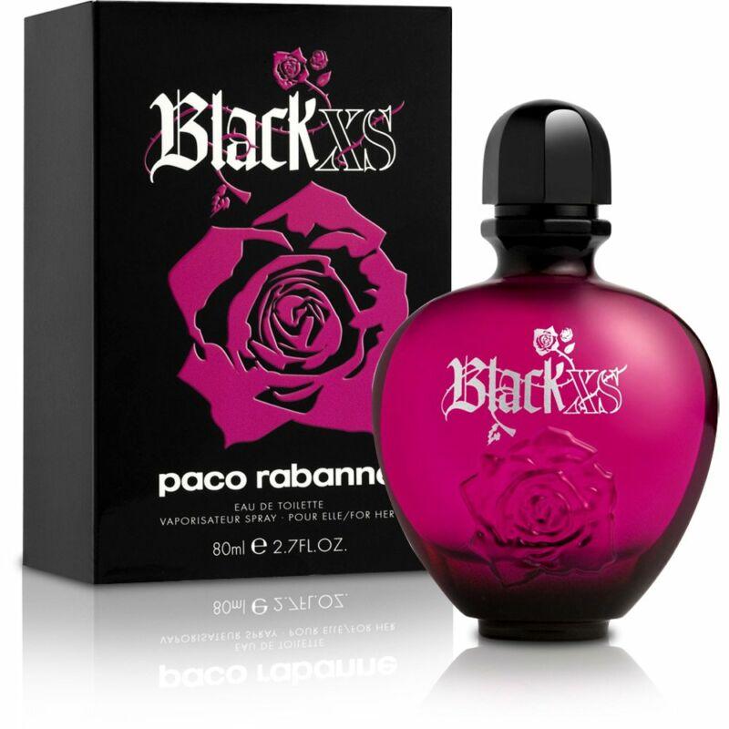 Paco Rabanne Black XS Eau de Toilette Hölgyeknek
