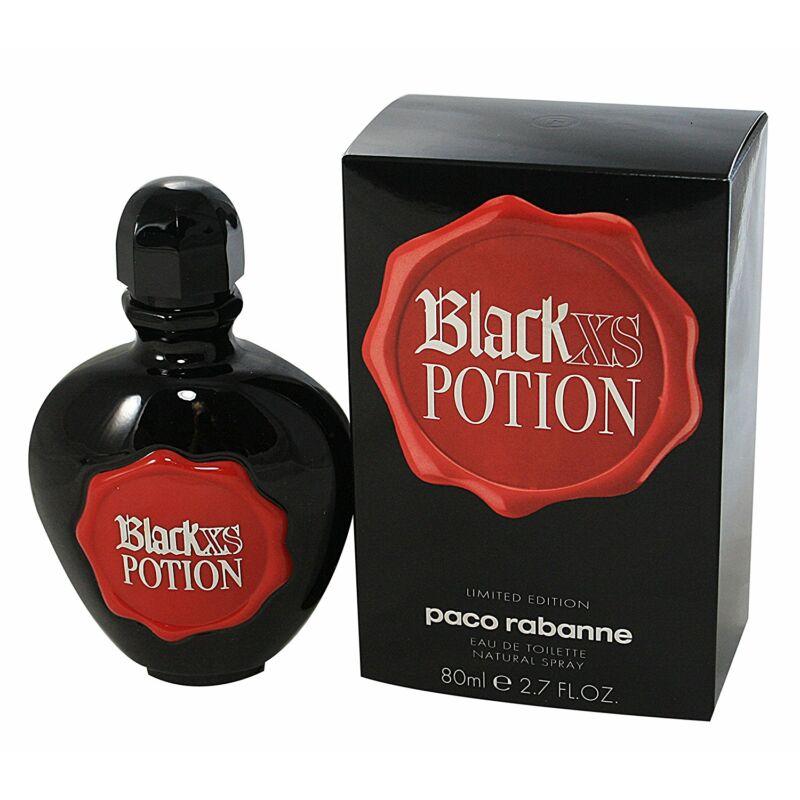 Paco Rabanne Black XS Potion Eau de Toilette Hölgyeknek