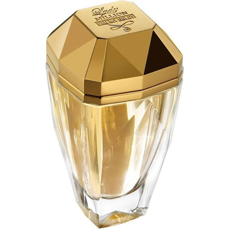 Paco Rabanne Lady Million Eau My Gold Eau de Toilette Hölgyeknek