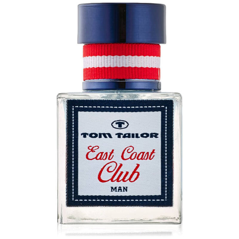 Tom Tailor East Coast Club Eau de Toilette Uraknak