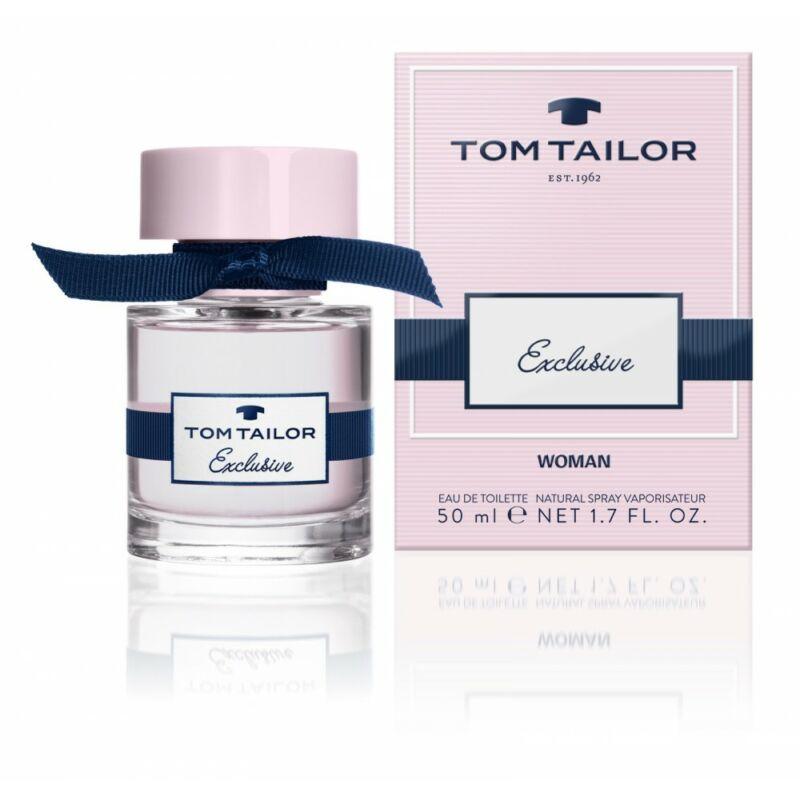 Tom Tailor Exclusive Woman Eau de Toilette Hölgyeknek