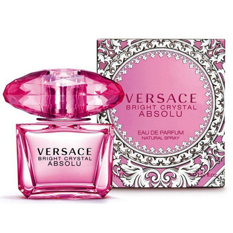 Versace Bright Crystal Absolu Eau de Parfum Hölgyeknek
