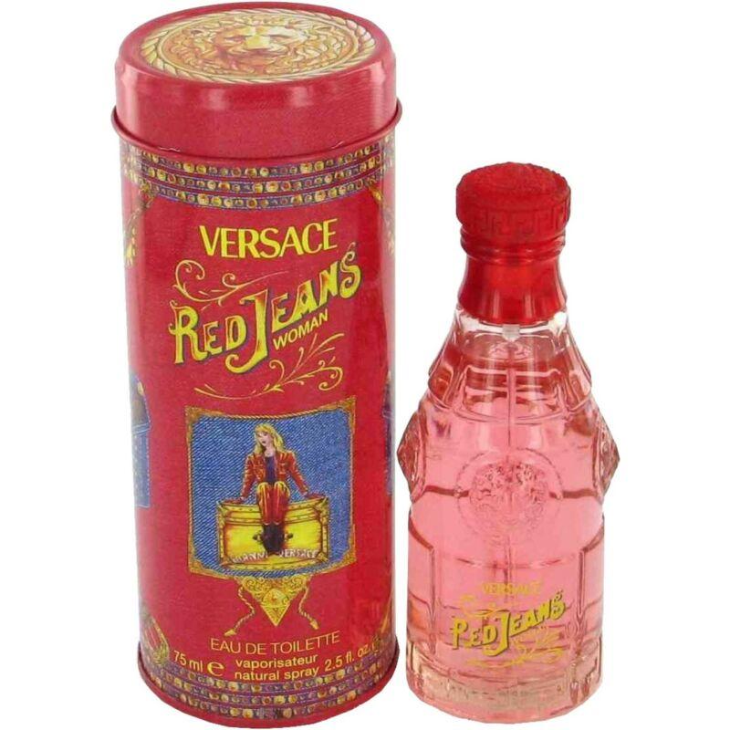 Versace Red Jeans Eau de Toilette Hölgyeknek