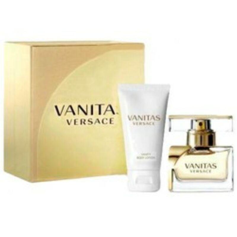 Versace Vanitas EDT 100ml + Testápoló 100ml Szett Hölgyeknek