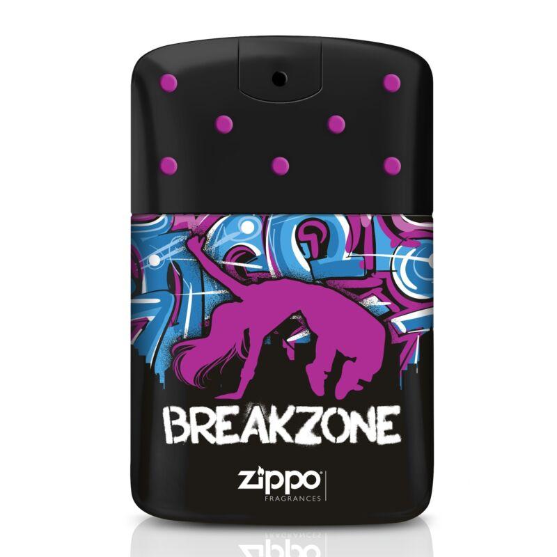 Zippo Breakzone EDT 40 ml Hölgyeknek
