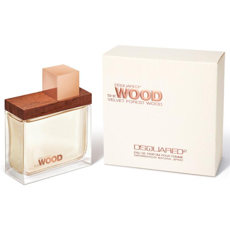 DSquared2 She Wood Velvet Forest Wood EDP 30 ml Hölgyeknek