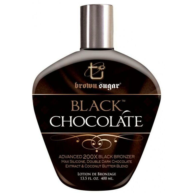 Brown Sugar Black Chocolate 200x Szoláriumkrém
