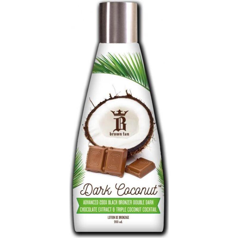 Brown Sugar Dark Coconut 200x 200ml Szoláriumkrém