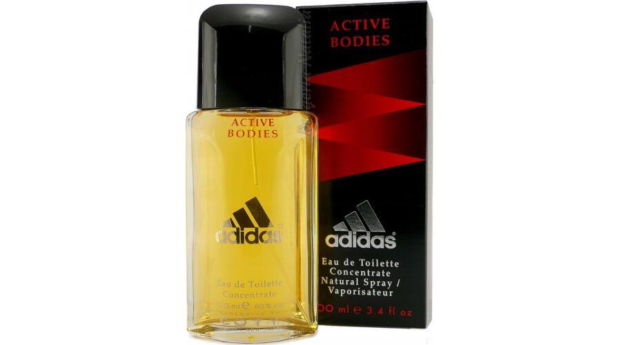 Adidas Active Bodies Edt 100ml Uraknak Parfümök Uraknak Vip Parfüm