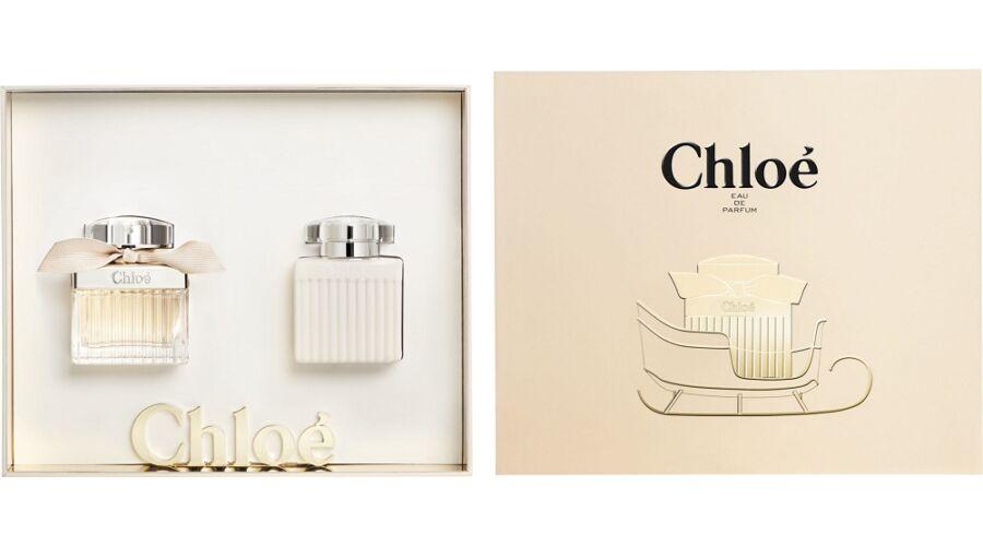 Chloé Chloé EDP 50 ml + 100ml Testápoló Szett Hölgyeknek - Parfüm ... e2f001ee5ab