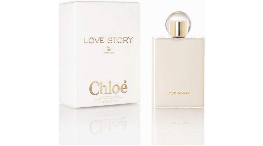 Chloé Love Story Testápoló 200 ml Hölgyeknek - Testápolók - VIP PARFÜM f833ed47037