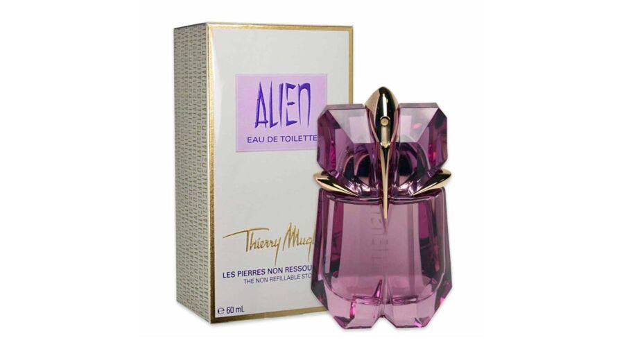 thierry mugler alien eau de toilette h lgyeknek parf m k. Black Bedroom Furniture Sets. Home Design Ideas